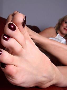 female parent feet unconforming defoliate pics