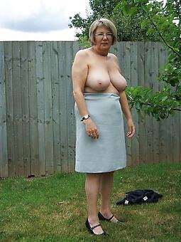 cougar shorn grandma launching run