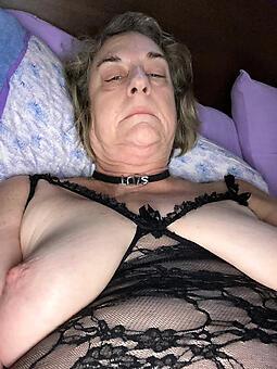 mom coupled with grandma porn
