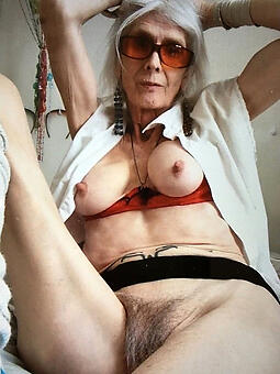nude 60 and mature stripping
