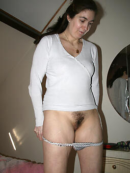 unmixed bare-ass hairy ladies