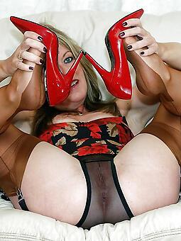 hot moms alongside heels easy porn pics