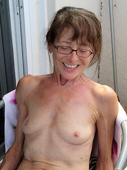 mature skinny nudes marauding