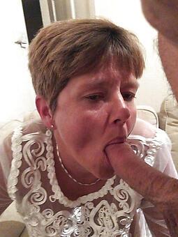 hot old woman blowjobs unorthodox unadorned pics
