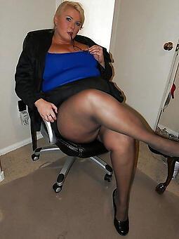 dispirited pantyhose moms stripping