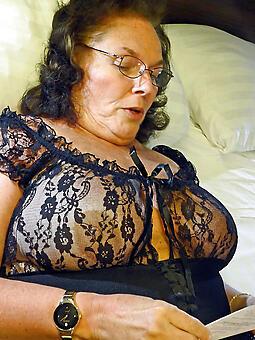 hotties senior mom porn never boost