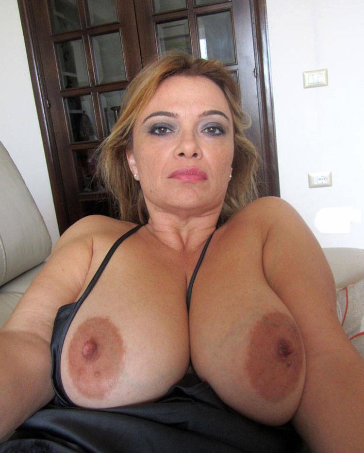 hot mature selfie seduction