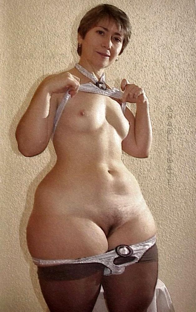 curvy mature fresh pussy