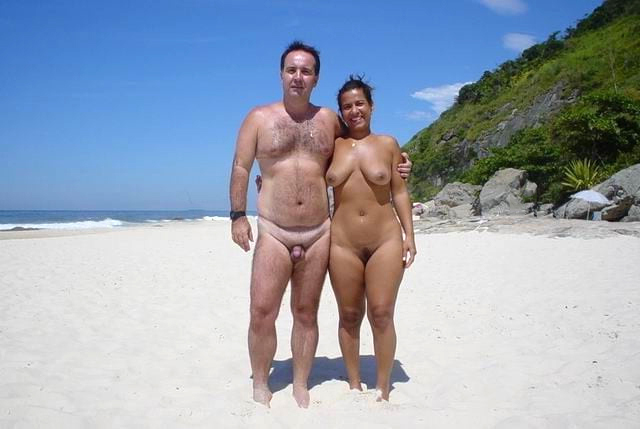 nudist mature couple amateur porn pics
